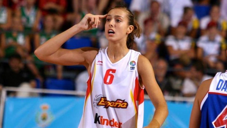 María Pina, Tamara Abalde y Queralt Casas, en la plantilla para el Eurobasket