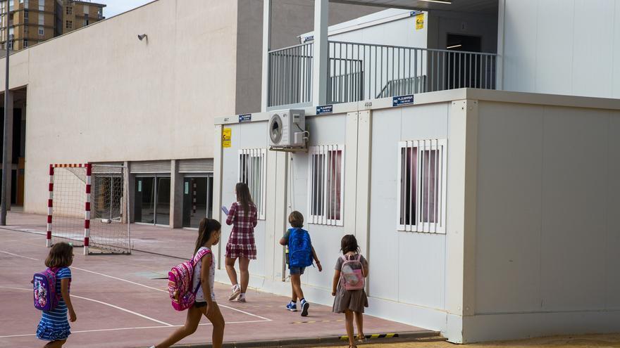 Alicante completa tras siete meses la cesión de la parcela para el nuevo colegio de La Almadraba