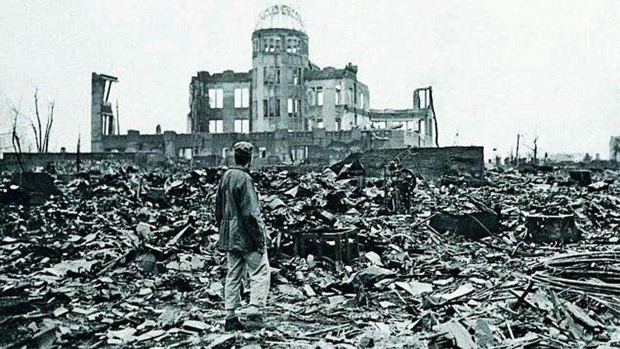 Little Boy, la bomba sobre Hiroshima