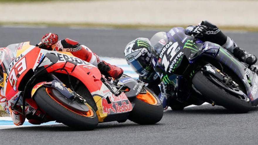 Horarios de MotoGP: Gran Premio de la Comunidad Valenciana en Cheste