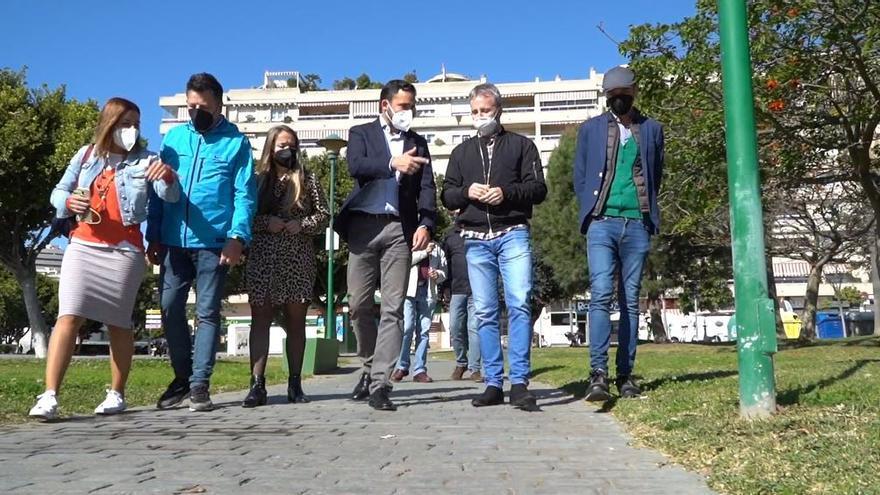 El PSOE pide la disolución de la EUC Parque Teatinos