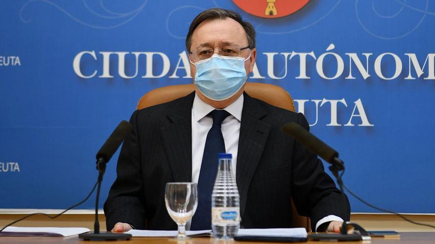 Trifulca en el Pleno de Ceuta entre Vox y el resto de grupos