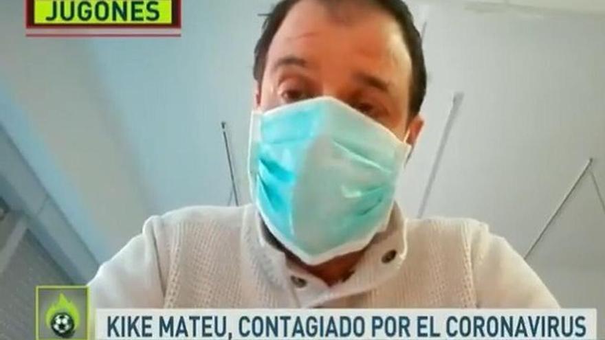 Un colaborador de Pedrerol, contagiado con el coronavirus