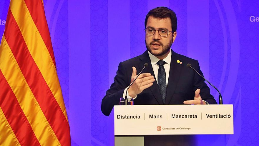 Aragonès vol negociar amb Sánchez afers econòmics més enllà del procés