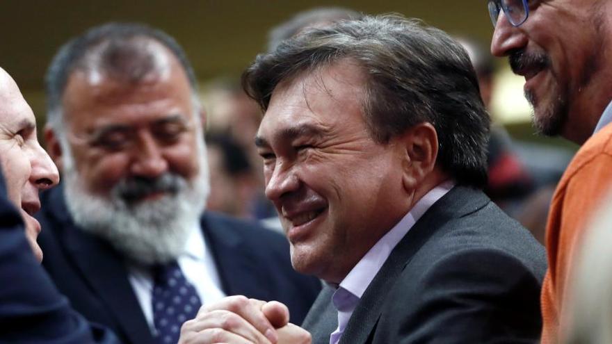 Tomás Guitarte, de Teruel Existe, positivo en coronavirus