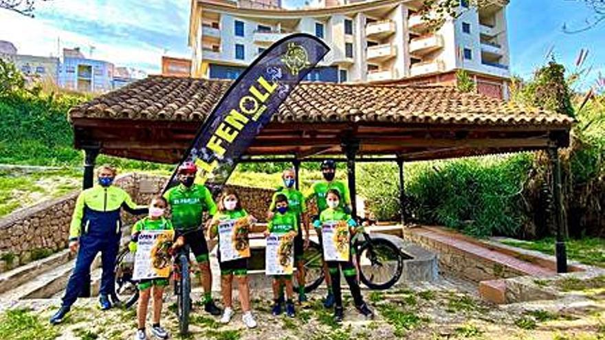 El Club Ciclista Fenoll de Benissa organiza el I Open BTT XCO en julio