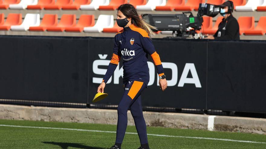 Cambio en el banquillo del Valencia CF Femenino