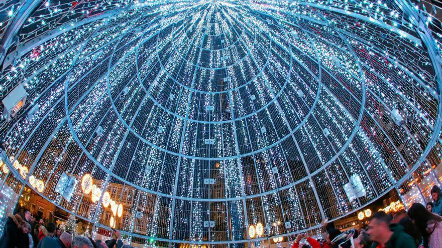 EN DIRECTO | Encendido de las luces de la Navidad 2020 en Vigo