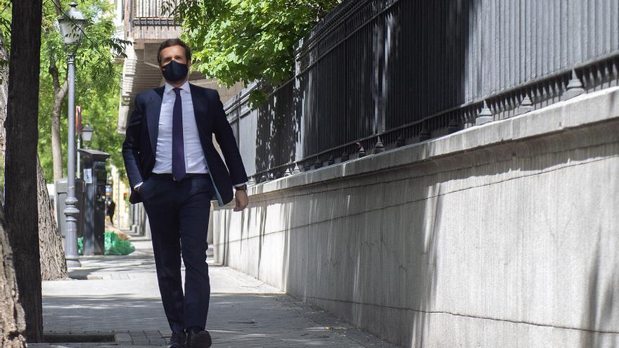 """Casado: """"La victoria de Ayuso es una esperanza de que hay alternativa a Sánchez"""""""