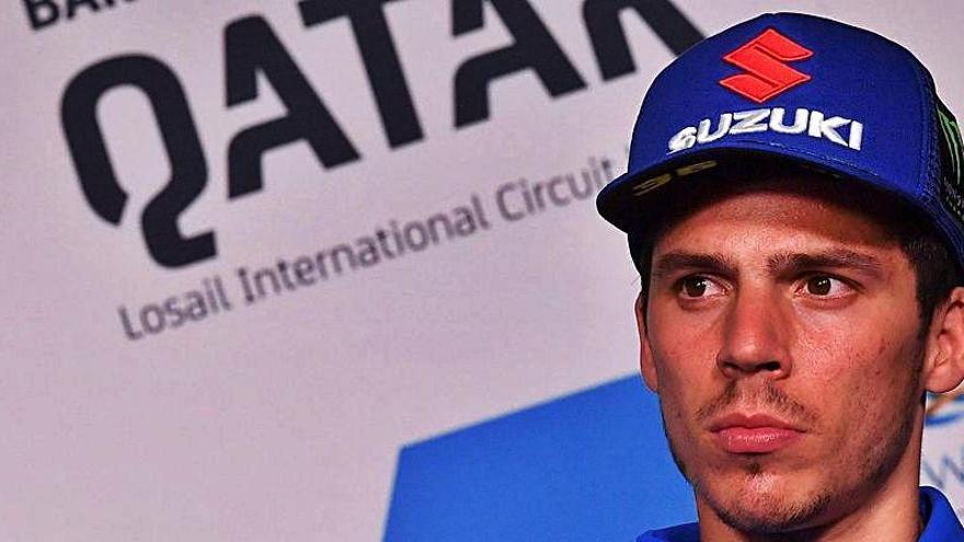Rins y Viñales, mejores españoles en una jornada dominada por Miller