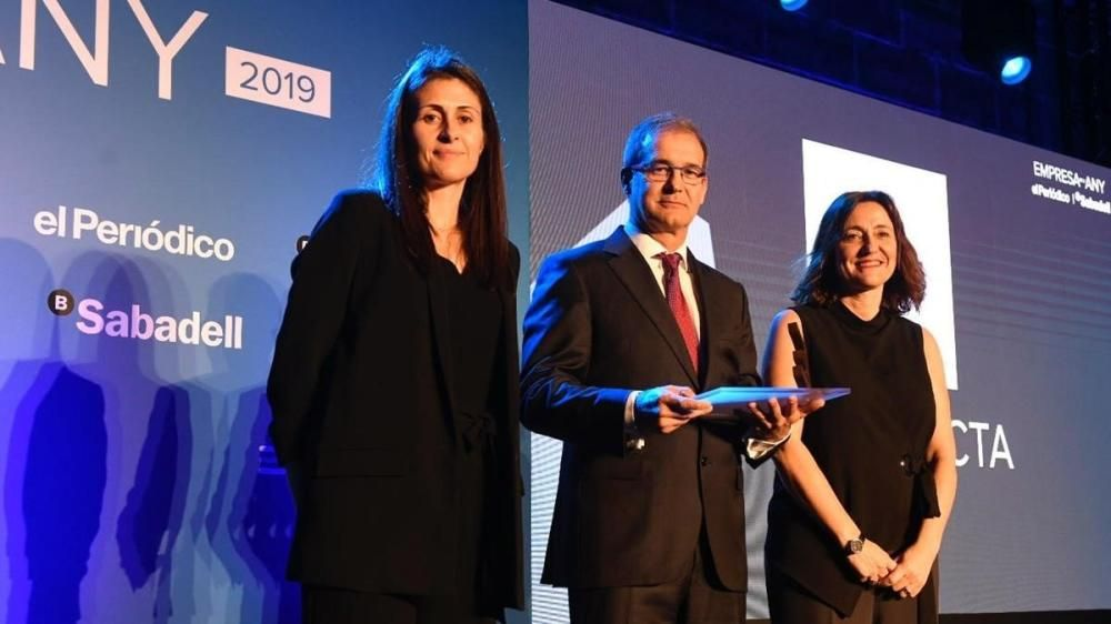 Les millors imatges del premi Empresa de l''Any