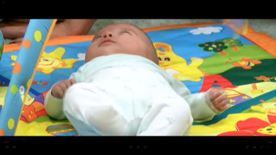 Hugo, un bebé milagro nacido en tiempos de pandemia