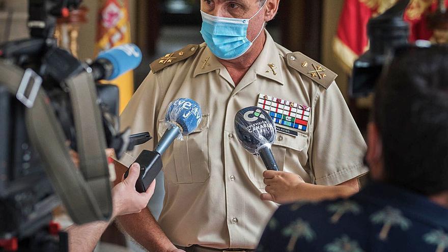 El Ejército de Tierra, preparado para otra 'operación Balmis' si fuera necesaria