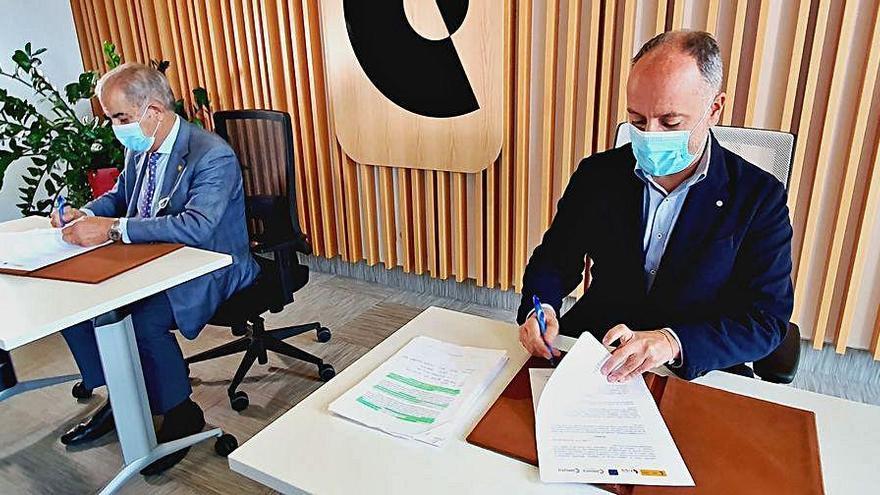 Zona Franca y Cámara ayudarán a empresas con acciones de promoción exterior digitales