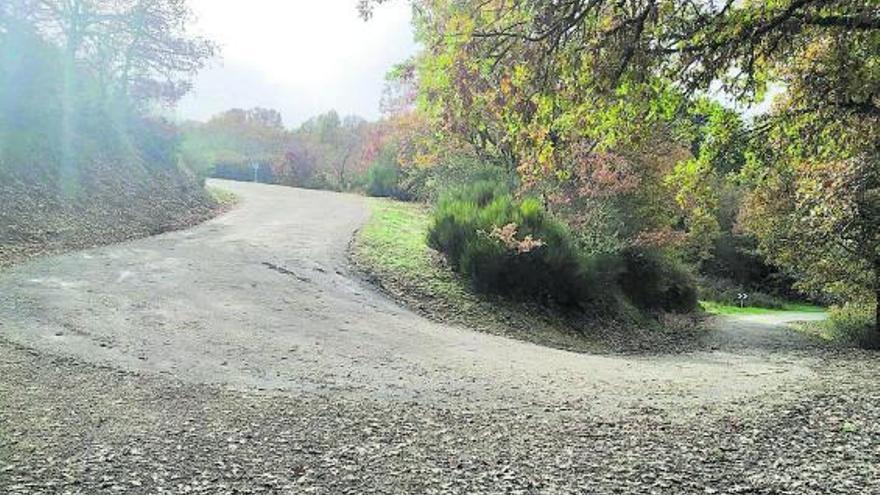 La Diputación habilita los fondos para arreglar la carretera de Rábano a Tola