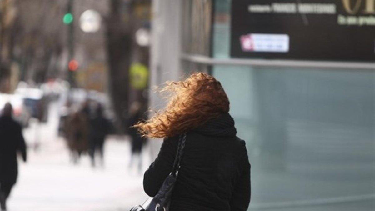 Llega un frente frío: la semana arranca con una brusca caída de temperaturas