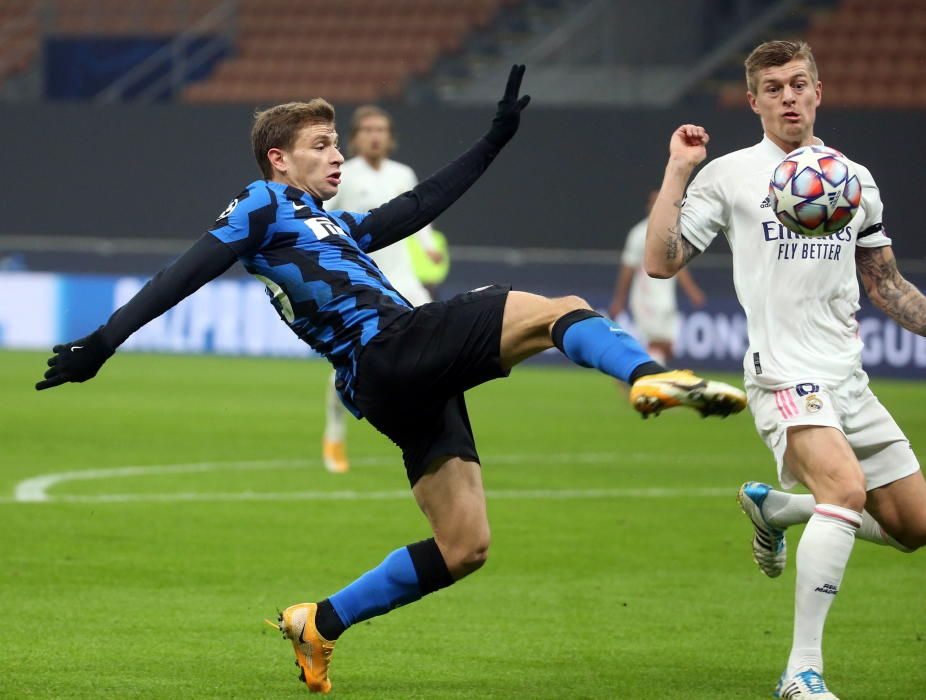 Champions League: Inter - Real Madrid