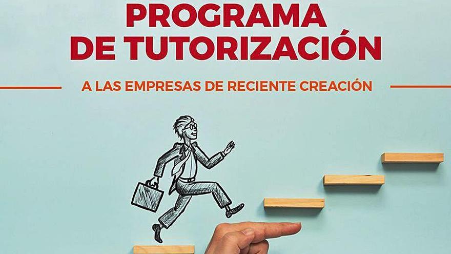 Un programa de acompañamiento a las empresas de nueva creación