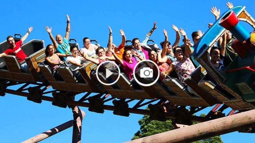 Reabre el parque de atracciones que hizo soñar a varias generaciones de gallegos