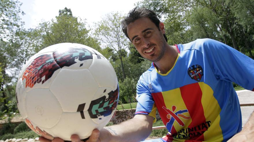 Pedro López se retira del fútbol en activo