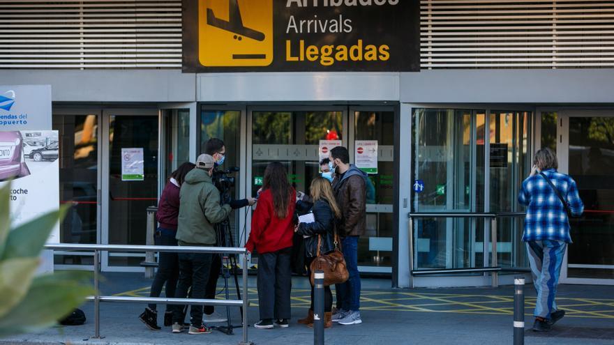 El aeropuerto de Ibiza tiene programados 438 vuelos para Semana Santa