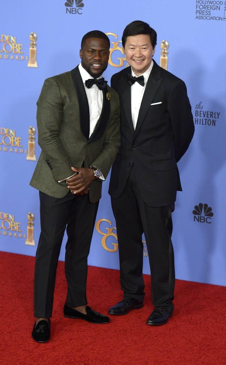 Press Room - 73rd Golden Globe Awards