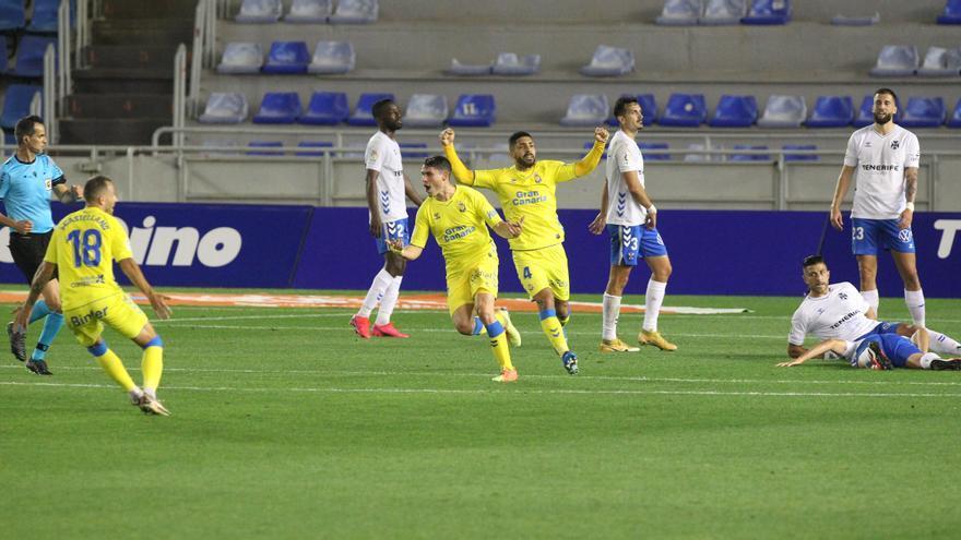 La UD Las Palmas arranca en casa contra el Valladolid; el primer derbi, el 17 de octubre en el Gran Canaria