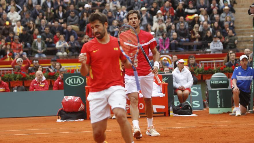 «Es una de las derrotas más duras de mi carrera en Copa Davis»