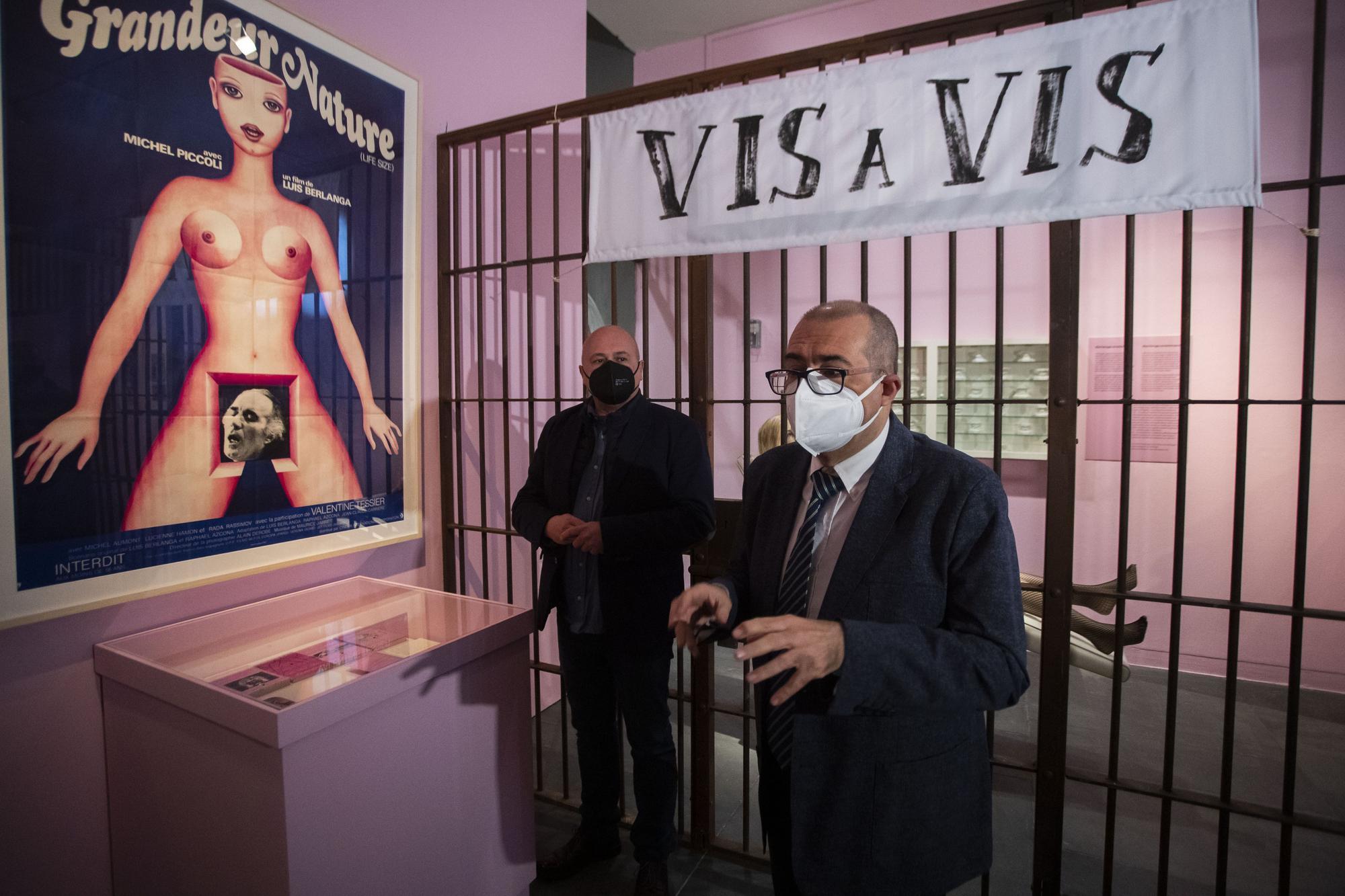 """Así es la exposición """"¡Viva Berlanga!"""" en el MuVIM"""