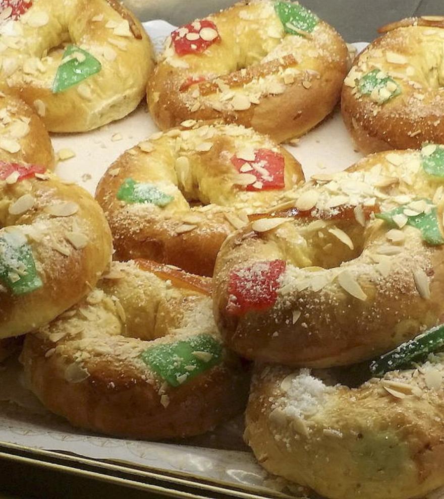 ¿Cuáles son los mejores roscones de Reyes para comprar en supermercados?