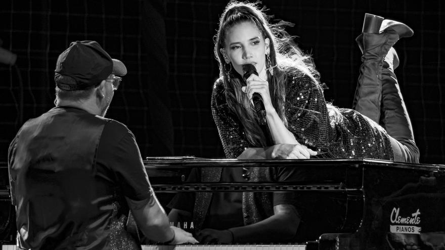 """""""Nunca he sentido que tuviera que sacrificar el flamenco para triunfar"""""""