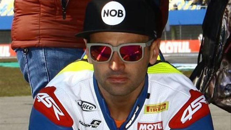El Orelac Racing contará también con Héctor Barberá en la cita de Italia