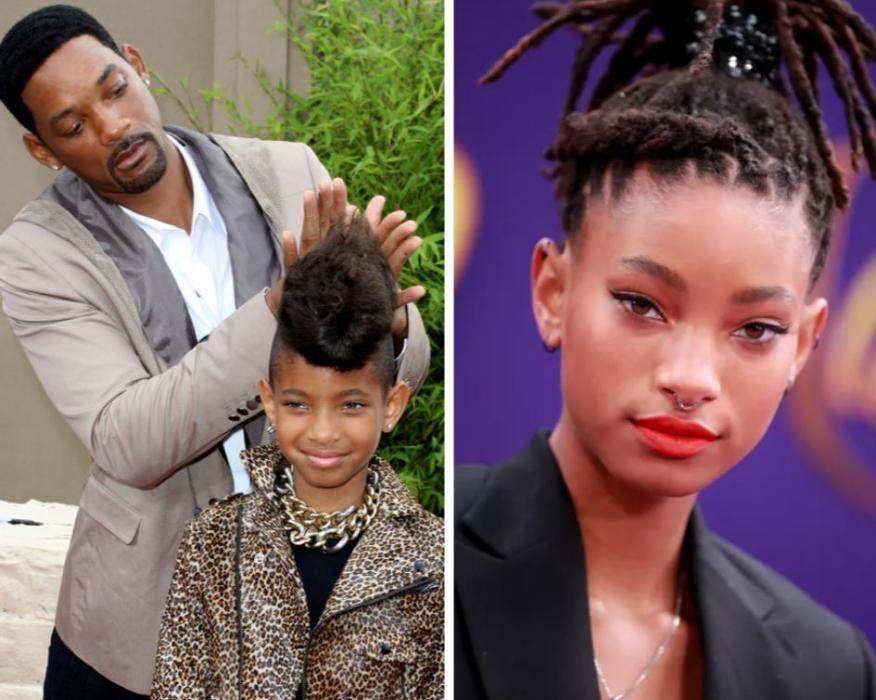 Willow, la hija de Will Smith y Jada Pinkett.