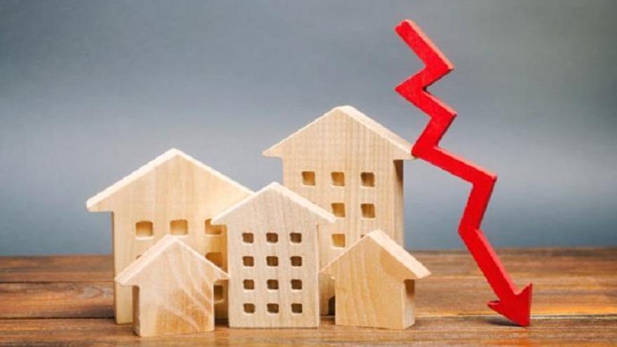 Principales zonas en las que han bajado los precios de la vivienda por la crisis del coronavirus
