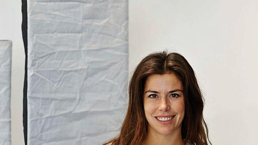 La actriz Bárbara Hermosilla habla de cine en Ebusus