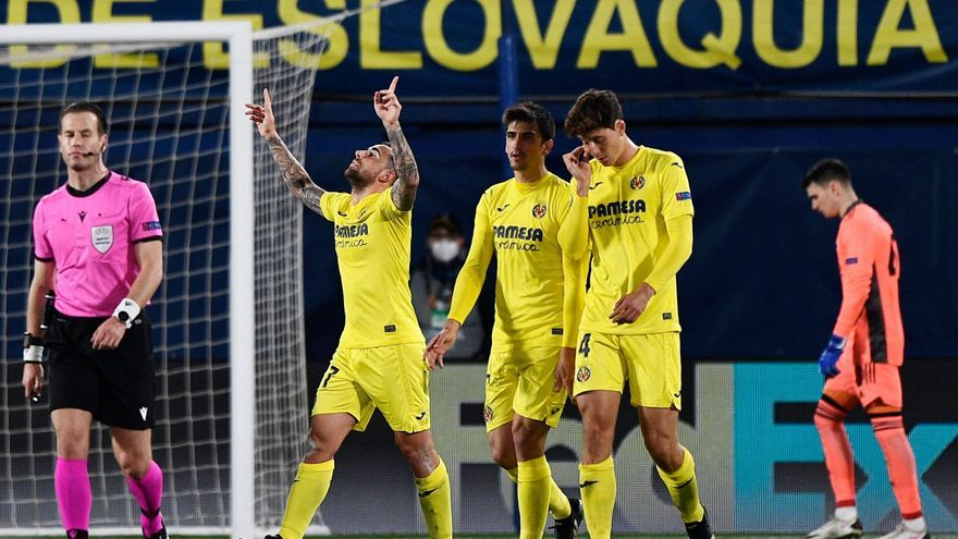 El Villarreal peleará por la final de la Europa League ante el Arsenal