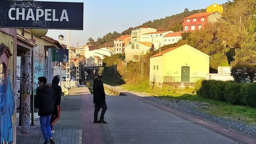 """Chapela tendrá un """"skatepark"""" junto a la antigua estación de ferrocarril"""