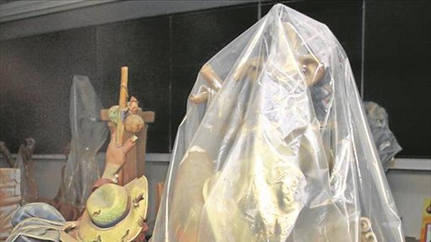 Burriana no verá reconocido el espacio fallero como museo
