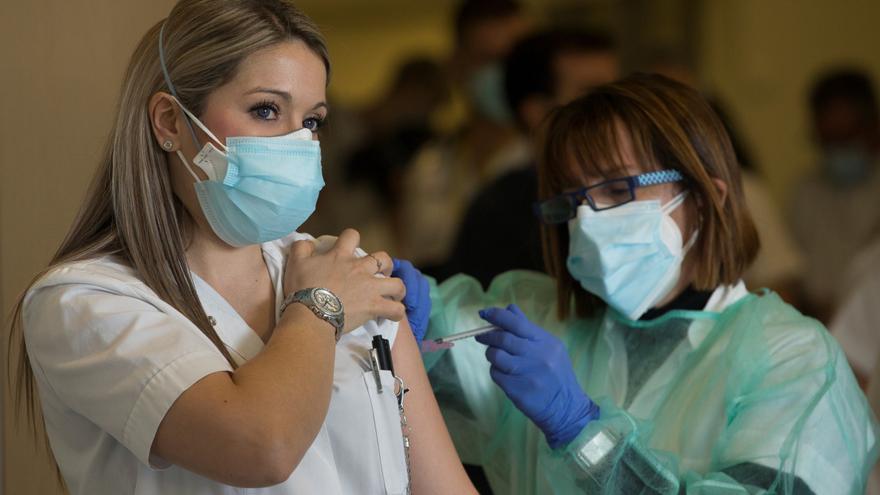 Así será el proceso de vacunación contra el coronavirus en la Comunitat Valenciana, paso por paso