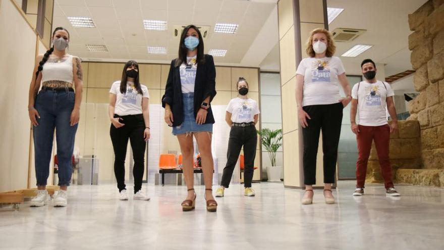 Nace 'Proyecto Gata' para difundir la figura de la artista cordobesa Gata Cattana