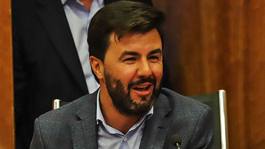 Bascuñana: «En función de cómo termine el pleno de presupuestos, hablaremos»