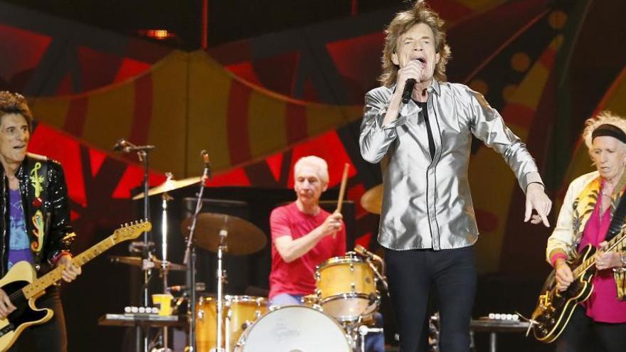 Los Rolling Stones grabarán nuevo material próximamente