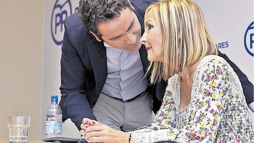 Génova coloca a Navarro al frente del PP canario hasta el próximo congreso