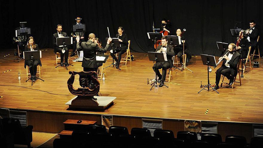 Mozart, protagonista del concierto de Camerata Laxeiro