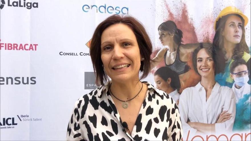 eWoman 2019: Mercè de Vilar, directora de la Secretaria Tècnica de Negoci de la Direcció Territorial Catalunya de CaixaBank