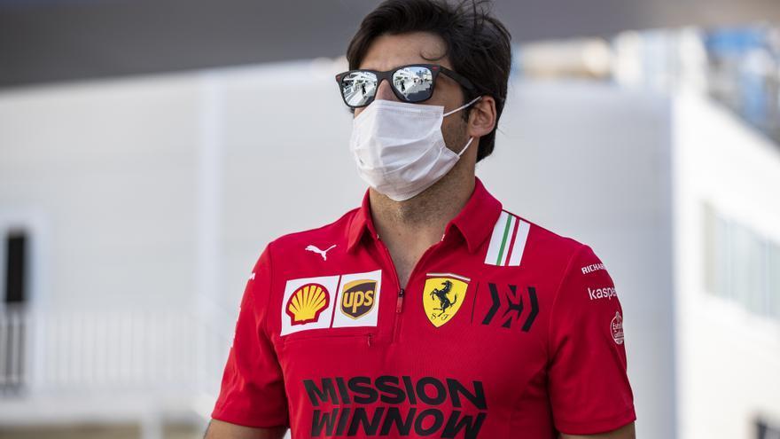 Sainz y Alonso saldrán quinto y noveno en el GP de Azerbaiyán