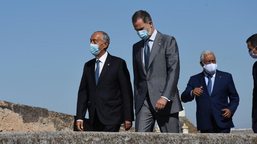 Espanya i Portugal reobren la seva frontera tres mesos i mig després del tancament per la covid-19