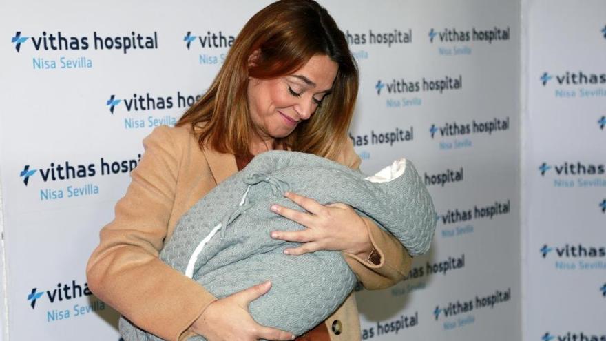 """Toñi Moreno, sobre la maternidad: """"Samanta Villar se quedó corta"""""""