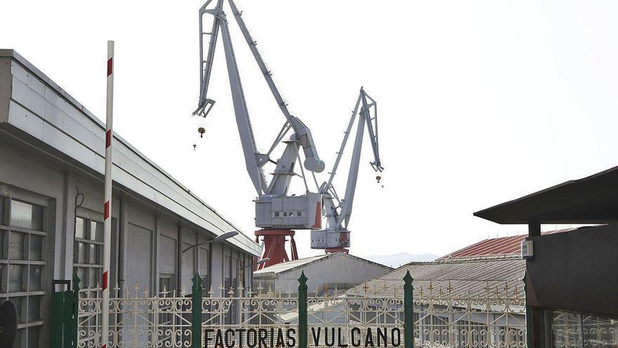El empresario José Alberto Barreras entra en la puja por la extinta Factorías Vulcano