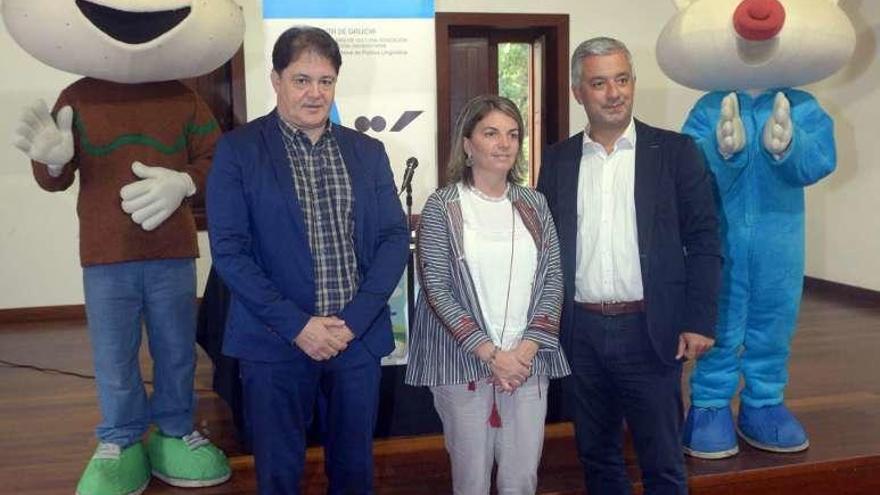"""Os Bolechas volven o programa """"FalaRedes"""" cunha nova actividade familiar e participativa"""
